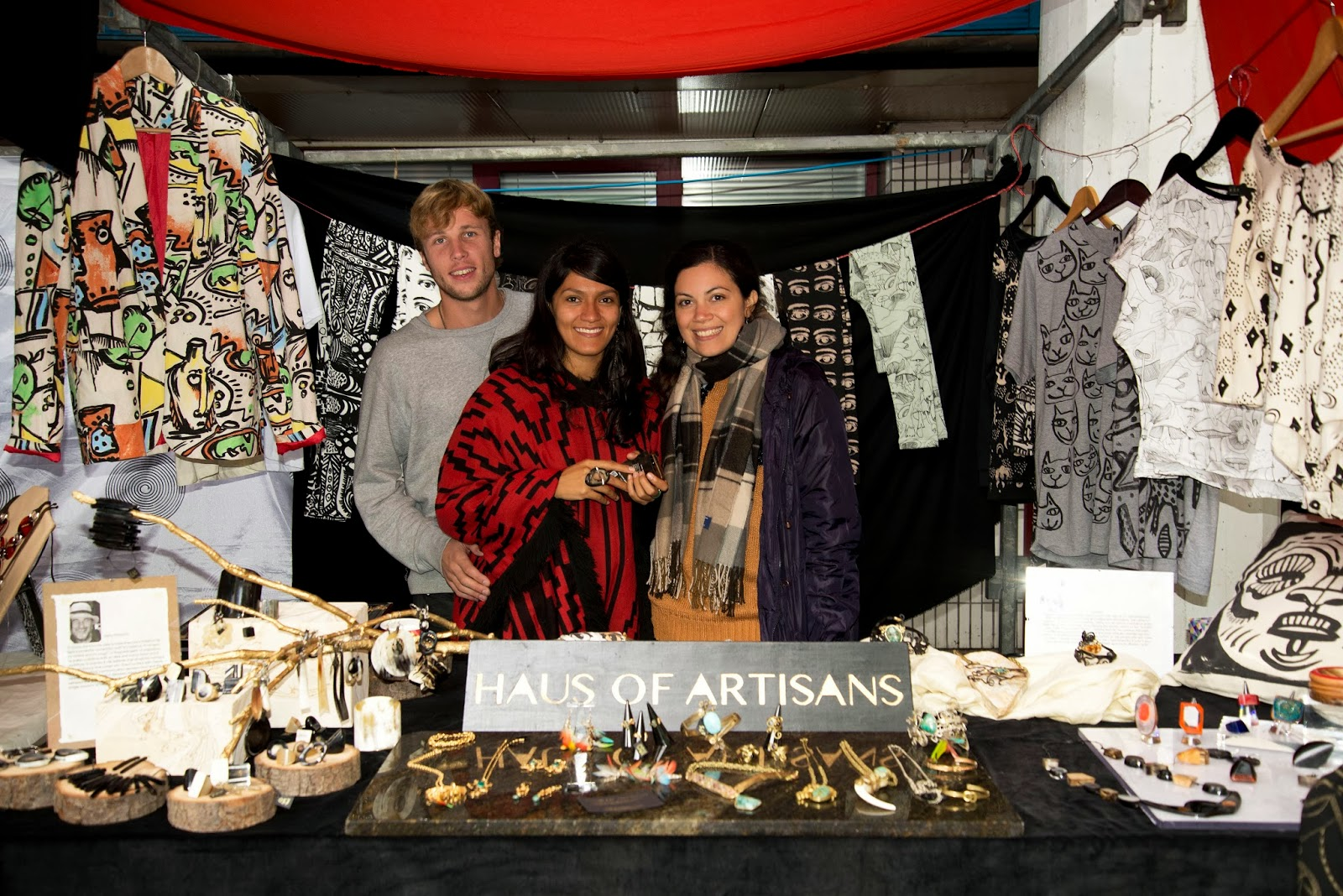 Haus of Artisans - I Love Makrets Pop-Up Portobello Rocks