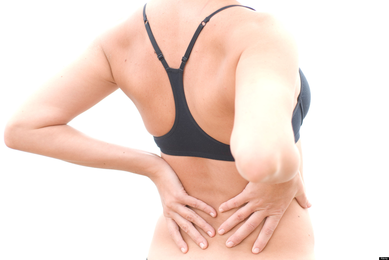 Learn How To Alleviate Back Pain Naturally At Home Or Work