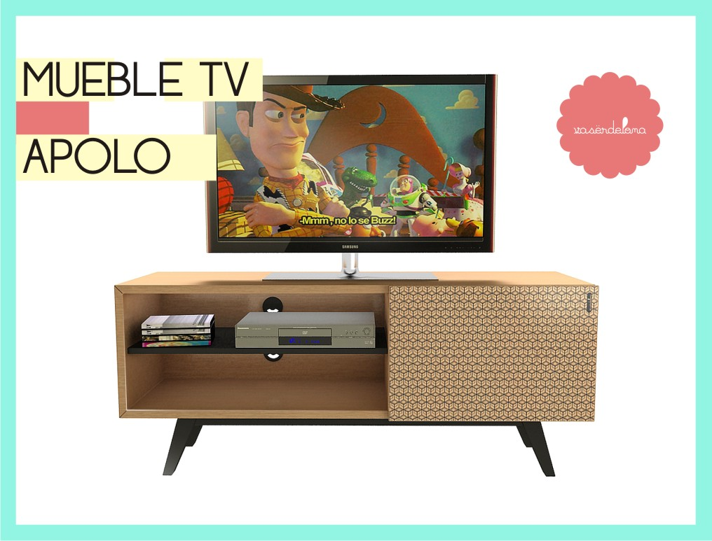 APOLO /// Mueble para TV