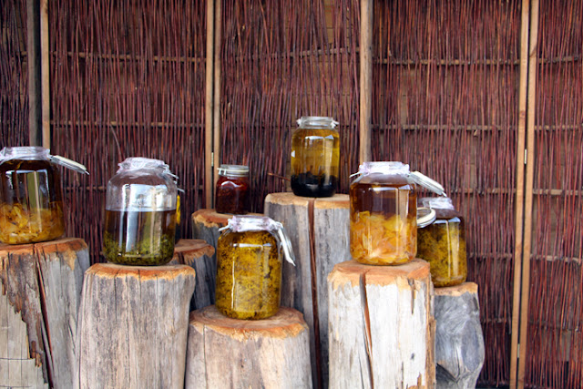 Kräuteröle Holzhotel Forsthofalm