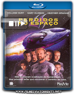 Perdidos no Espaço Torrent – BluRay Rip 720p Dublado