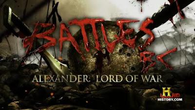 Batallas legendarias - Alejandro: El señor de la guerra