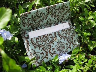 fabric coupon organizer