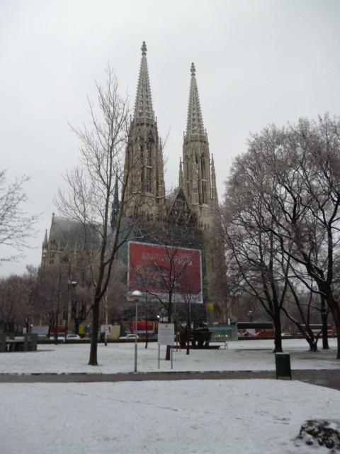 cosa vedere a vienna: Votivkirche