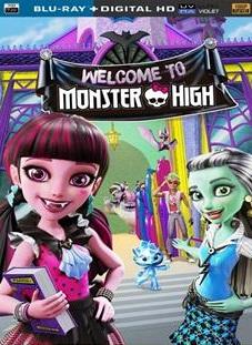 Monster High: Bem Vindo À Monster High (2016) Dublado – Download Torrent
