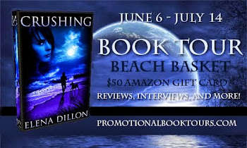 Crushing Blog Tour - Beach basket & $50 GC