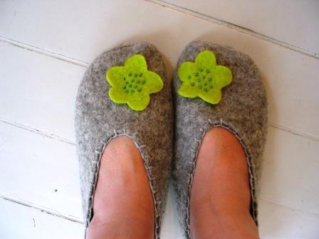 varma fötter