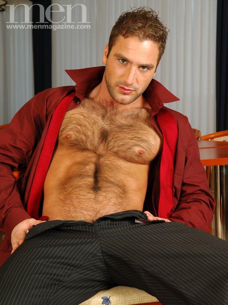 matthew lindo macho musculoso peludinho