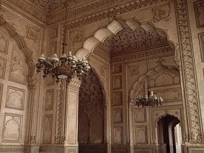Badshahi Masjid Mosque Lahore HQ Photo