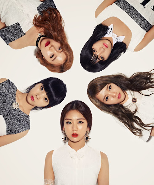 Ladies' Code - So Wonderful Concept