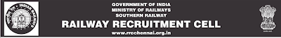 RRC Chennai Recruitment 2014 Group D Notification-www.rrcchennai.org.in