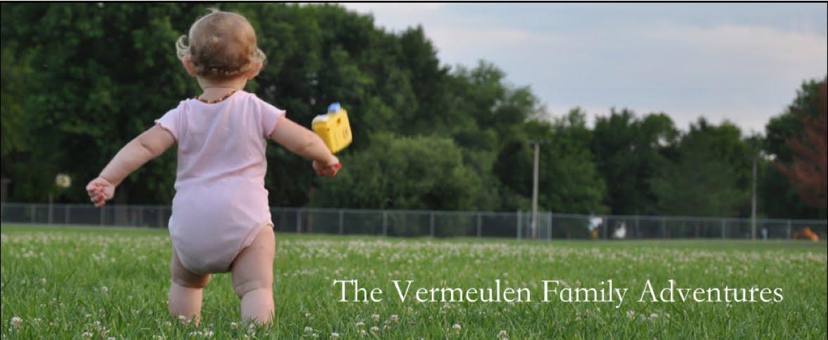 Adventures of The Vermeulen Family