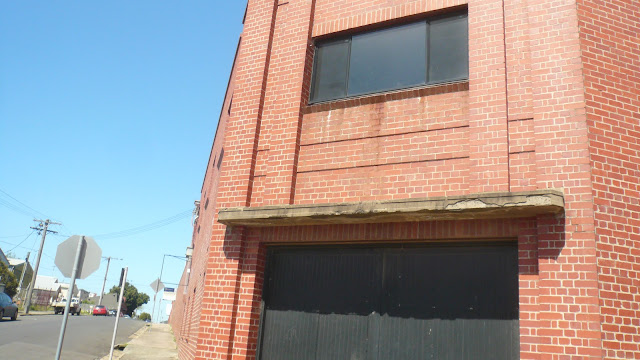 Rutland Street - Geelong Old Industrial Building - Art Precinct