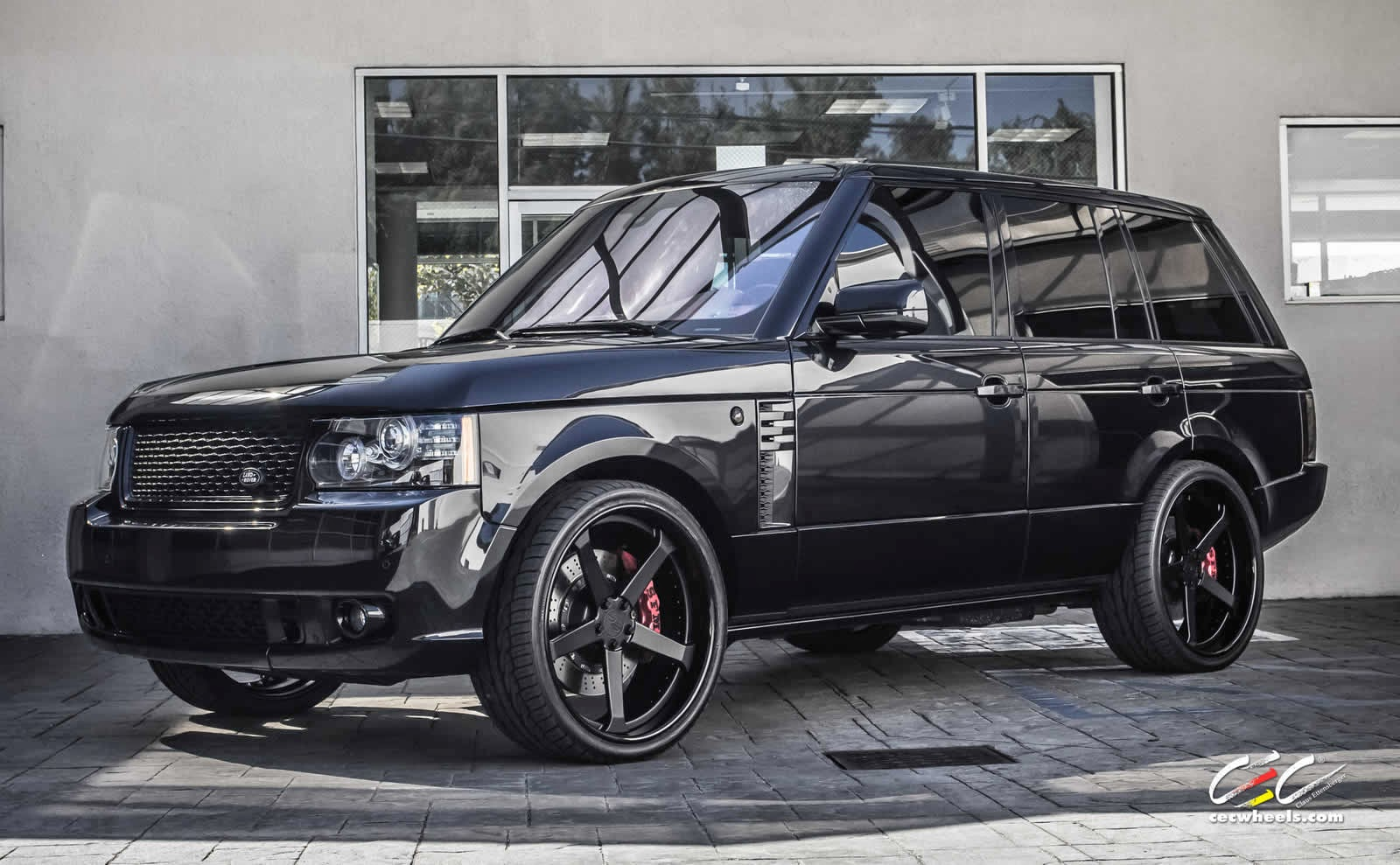 supercars show c884 multi piece forged range rover autobiography. Black Bedroom Furniture Sets. Home Design Ideas