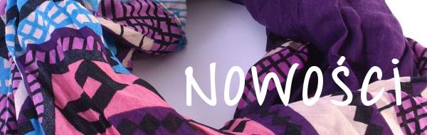 Najmodniejsza szale i kominy 2014 sklep internetowy Bella Sisi