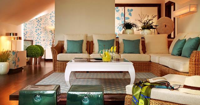 Decoraci n de salas para espacios amplios y grandes for Diseno de interiores para hogar