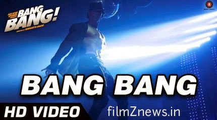 Bang Bang Title Song Video from Bang Bang (2014) - Hrithik Roshan, Katrina Kaif
