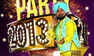 New Year's Eve Party 2013 with Malkit Singh