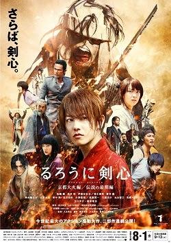 Download Film Rurouni Kenshin: Kyoto Inferno (2014)