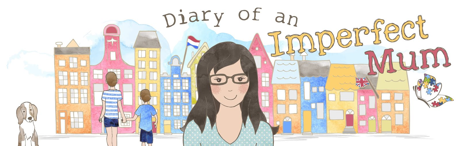 Diary of an imperfect mum