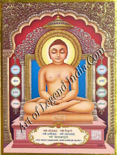 24 Tirthankara Painting