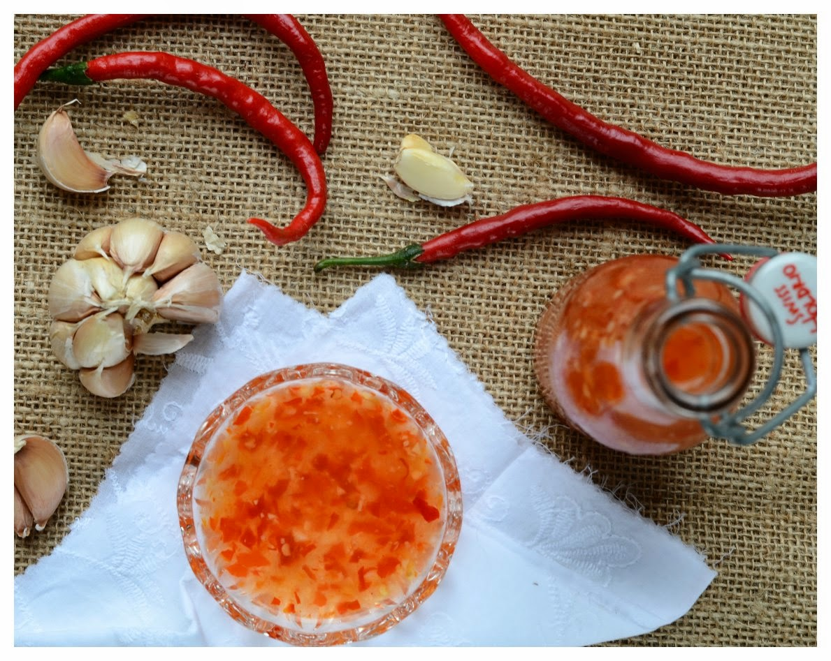 how to make indonesian chili sauce
