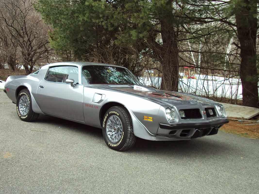 Nashoba Valley Auto Body 1975 Pontiac Trans Am 14500