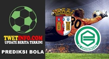 Prediksi Sporting Braga vs Groningen