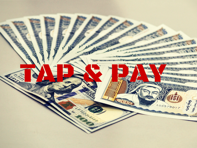 How Tap And Pay technology Works