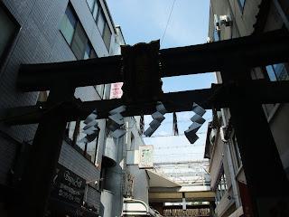 京都の天然水巡りの旅、錦天満宮の御神水!(京都・河原町)