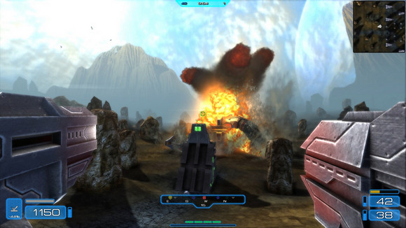 Metal Planet PC Game Screenshot 5 Metal Planet MULTi2 FASiSO