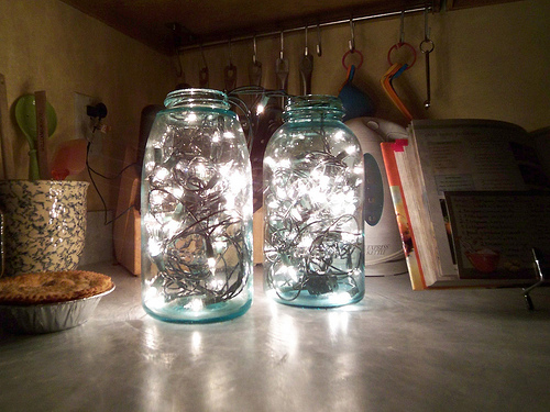 A Dash Of Design Mason Jar Magnificence