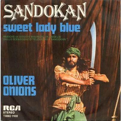 Sandokan disco Oliver Onions