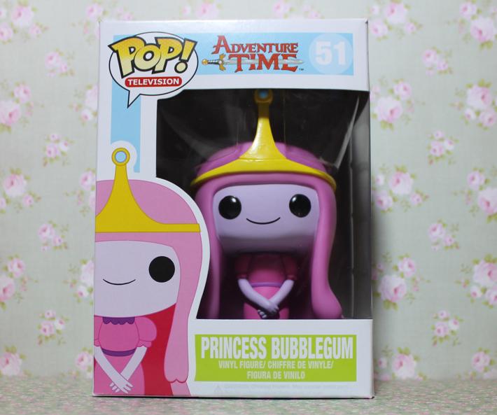 funko pop adventure time princess bubblegum