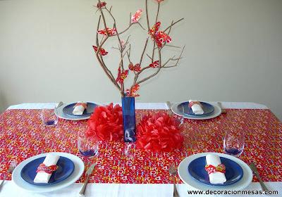 decoracion mesa mariposas cumpleaños niños