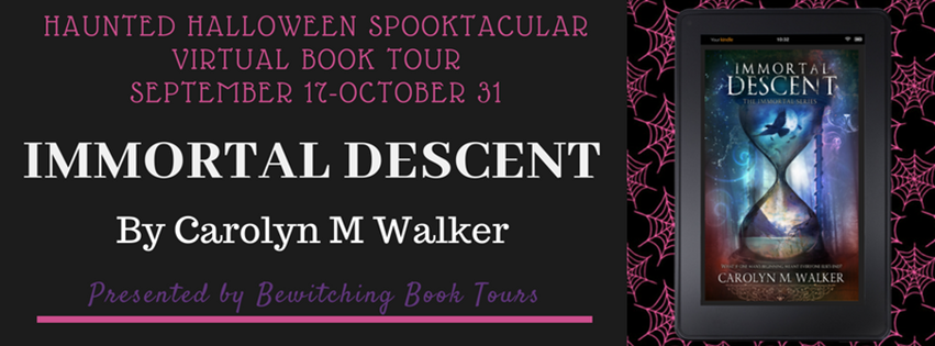 Immortal Descent Virtual Book Tour
