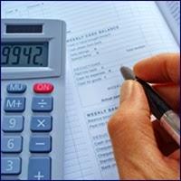 Extrato do Imposto de Renda, INSS, Previdência Social