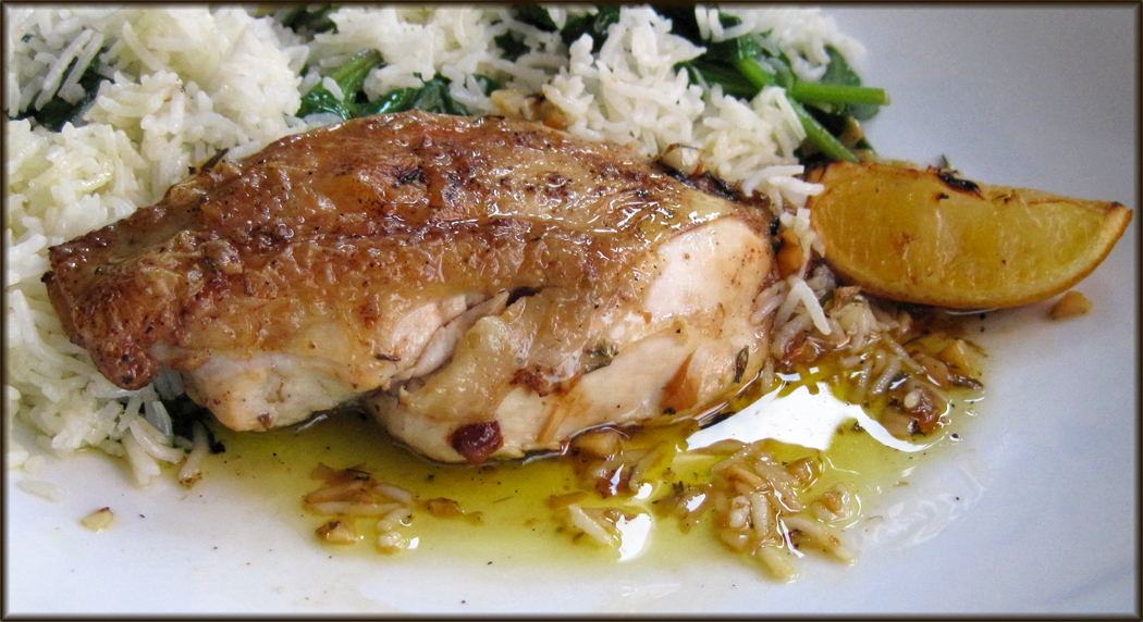 Glug of Oil: Easy Lemon Chicken - Barefoot Contessa Recipe