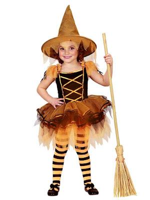 Ballet heks til Halloween