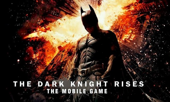 Dark Knight Rises game for Android