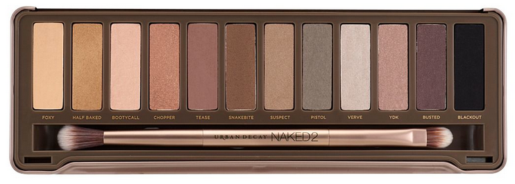 all things beautiful urban decay naked 2 palette smoky. Black Bedroom Furniture Sets. Home Design Ideas