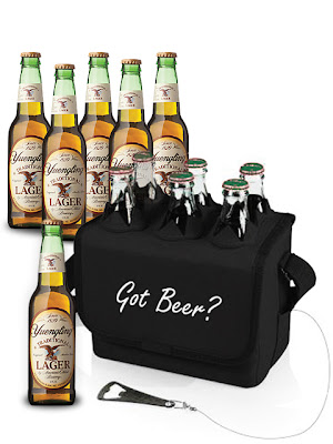 Got My Yuengling Beer Bag