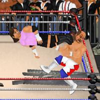 Wrestling Revolution game