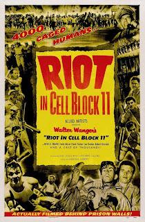 Watch Riot in Cell Block 11 (1954) movie free online