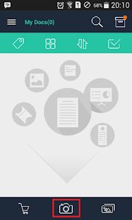 Cara Mudah Scan File Berkas Menggunakan Hp Android Via CamScanner