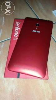 Dijual Handphone Asus Zenfone 6