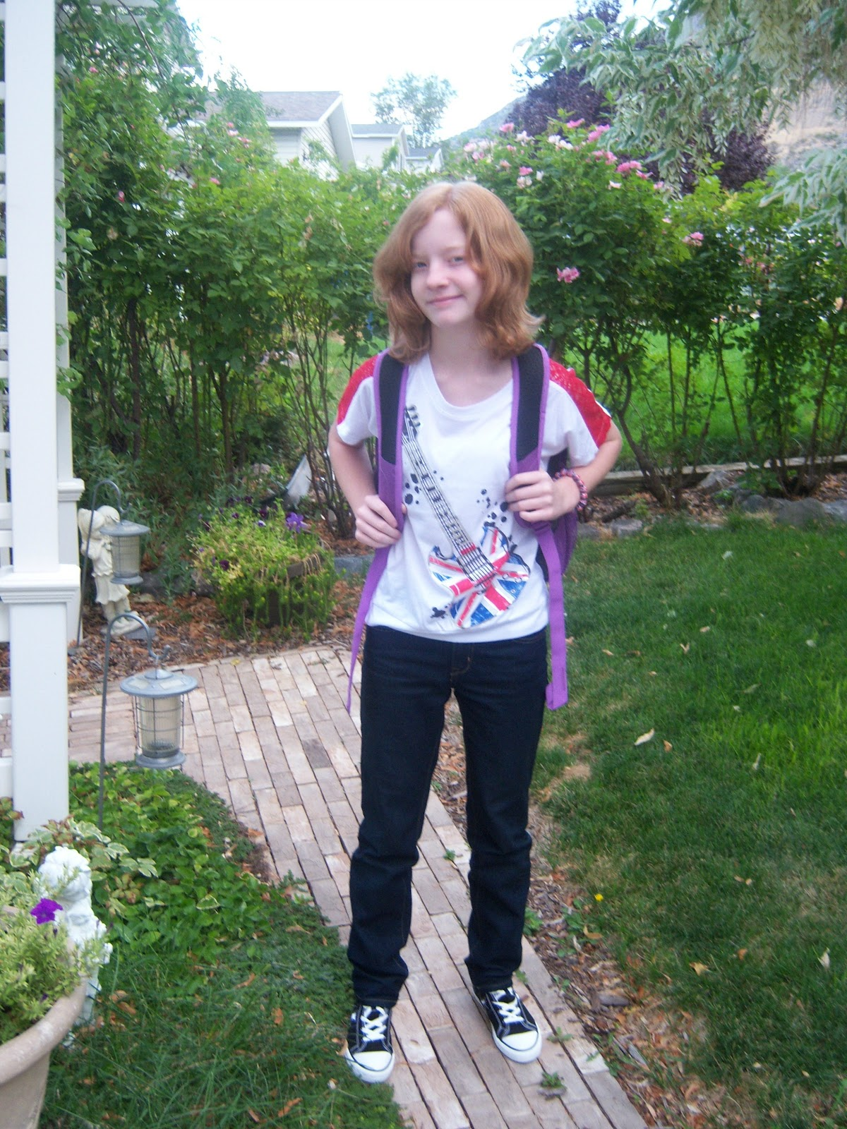 First Day Of School Outfit 8th Grade First day of 8th grade