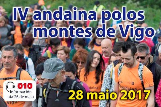 IV Andaina polos montes de Vigo