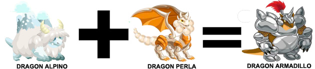 como sacar el dragon armadillo en dragon city combinaion 1