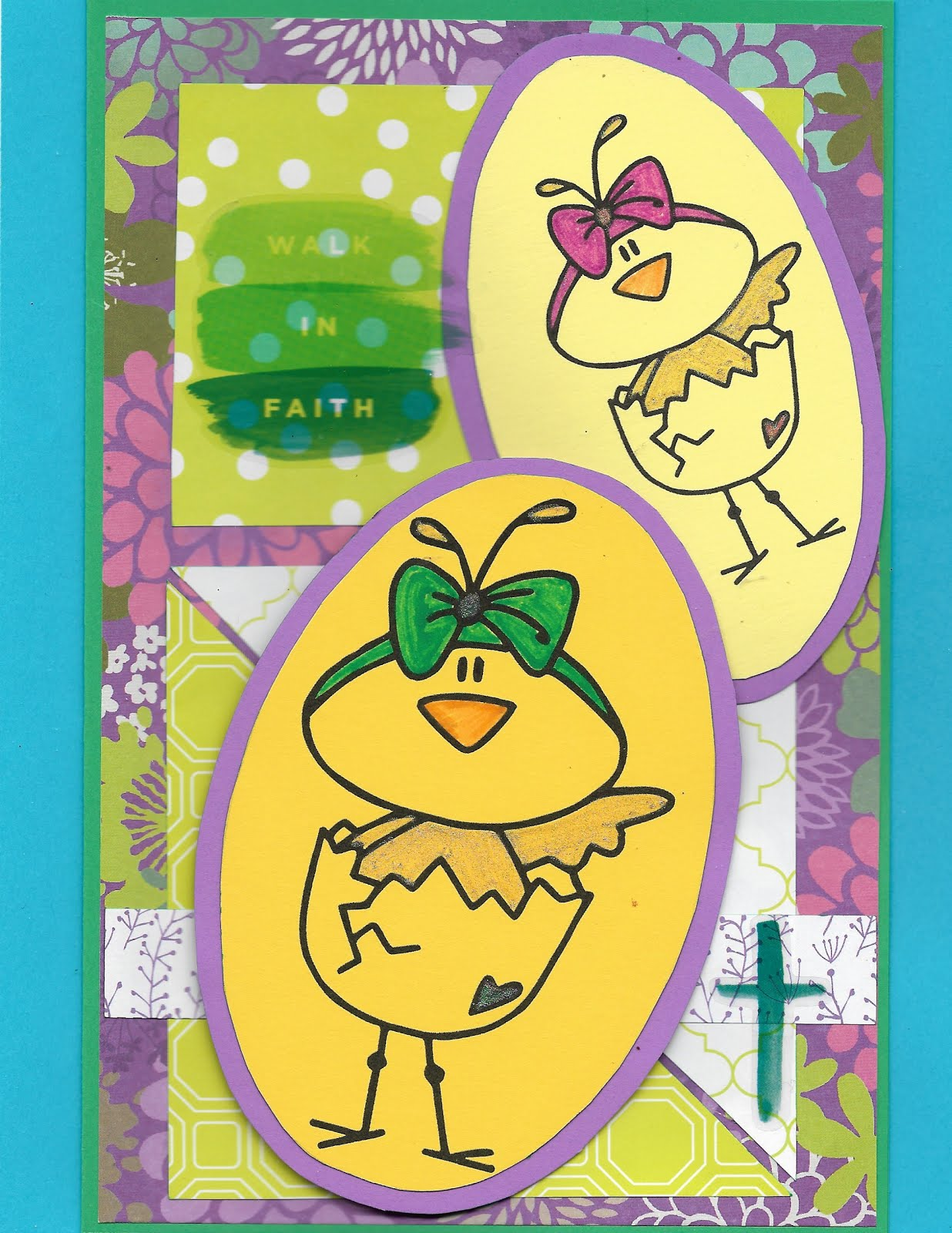 April 2020 theme card for TCCC blog
